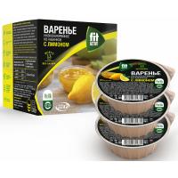 Варенье из кабачков с лимоном со стевией ФитАктив